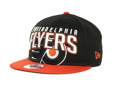 Philadelphia Flyers NHL Major Snapback 9FIFTY Cap Hats