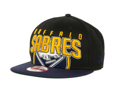 Buffalo Sabres NHL Major Snapback 9FIFTY Cap Hats