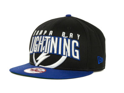 Tampa Bay Lightning NHL Major Snapback 9FIFTY Cap Hats