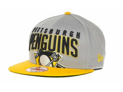 Pittsburgh Penguins NHL Major Snapback 9FIFTY Cap Hats