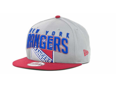 New York Rangers NHL Major Snapback 9FIFTY Cap Hats
