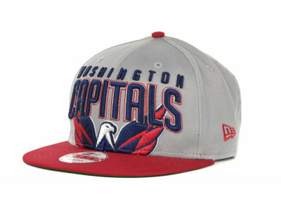 Washington Capitals NHL Major Snapback 9FIFTY Cap Hats