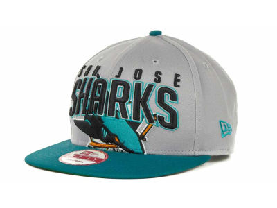 San Jose Sharks NHL Major Snapback 9FIFTY Cap Hats