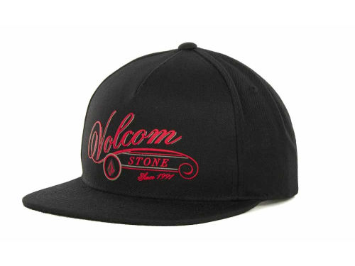 Volcom Hook Shot Snapback Cap Hats