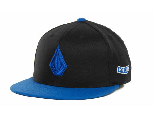 Volcom Too Stone 2 Tone 210 Flex Cap Hats
