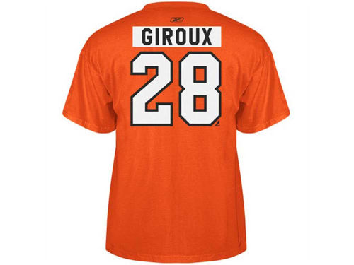 Philadelphia Flyers Claude Giroux Outerstuff NHL Player T-Shirt