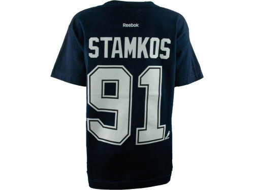 Tampa Bay Lightning Steven Stamkos Outerstuff NHL Player T-Shirt