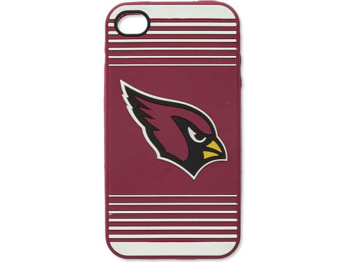 Arizona Cardinals IPhone 4 Case Silicone Logo
