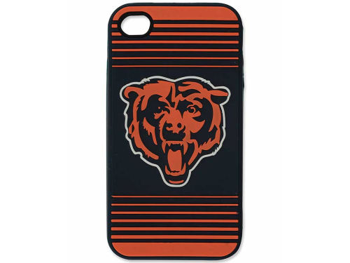 Chicago Bears Forever Collectibles IPhone 4 Case Silicone Logo