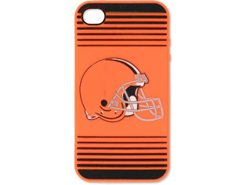 Cleveland Browns IPhone 4 Case Silicone Logo