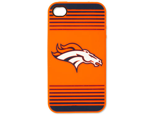 Denver Broncos IPhone 4 Case Silicone Logo