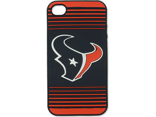 Houston Texans Forever Collectibles IPhone 4 Case Silicone Logo