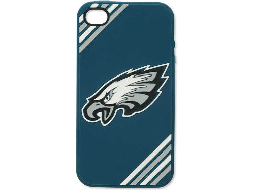 Philadelphia Eagles Forever Collectibles IPhone 4 Case Silicone Logo
