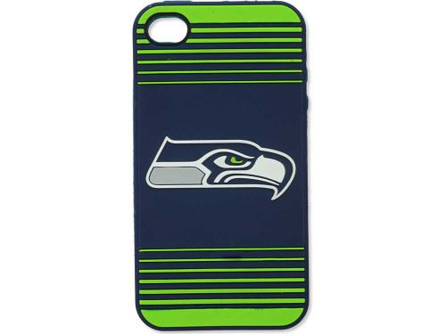 Seattle Seahawks IPhone 4 Case Silicone Logo