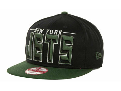 New York Jets NFL Three Deep 9FIFTY Cap Hats