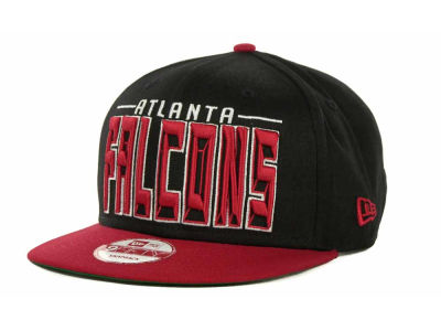 Atlanta Falcons NFL Three Deep 9FIFTY Cap Hats