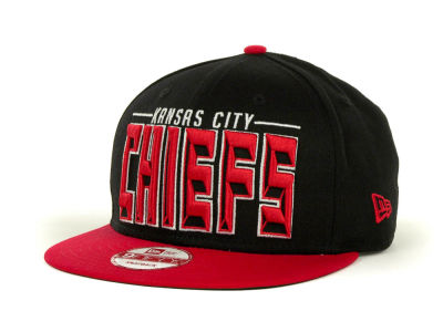 Kansas City Chiefs NFL Three Deep 9FIFTY Cap Hats