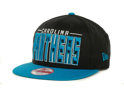 Carolina Panthers NFL Three Deep 9FIFTY Cap Hats