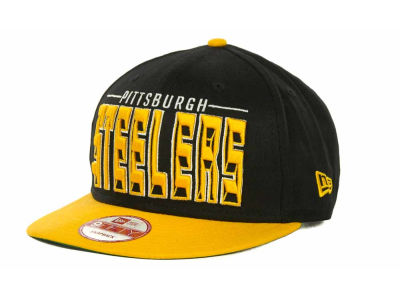 Pittsburgh Steelers NFL Three Deep 9FIFTY Cap Hats