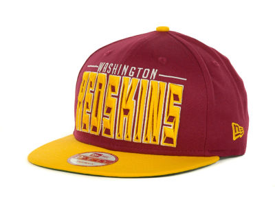 Washington Redskins NFL Three Deep 9FIFTY Cap Hats