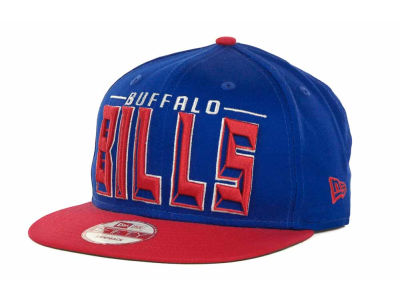 Buffalo Bills NFL Three Deep 9FIFTY Cap Hats