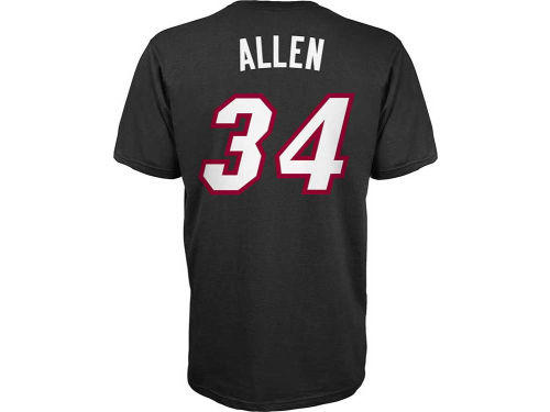 Miami Heat Ray Allen NBA Player T-Shirt