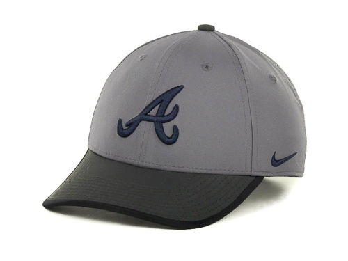Atlanta Braves Nike MLB L91 Featherlight Adjustable Cap Hats