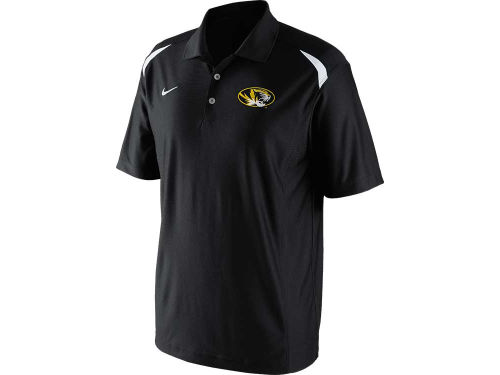 Missouri Tigers Nike NCAA Basketball Polo 2012