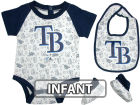 Tampa Bay Rays Infant MLB Triple Play 3 Piece Set Infant Apparel