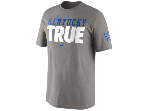 Kentucky Wildcats Nike NCAA Basketball True T-Shirt
