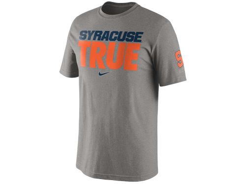 Syracuse Orange Nike NCAA Basketball True T-Shirt
