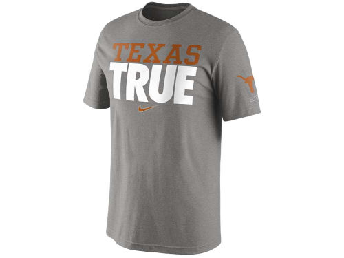 Texas Longhorns Nike NCAA Basketball True T-Shirt