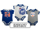New York Mets Infant MLB Bases Loaded 3 Piece Set Infant Apparel