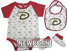 Arizona Diamondbacks MLB Newborn Triple Play 3 Piece Set Infant Apparel
