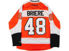 Philadelphia Flyers Danny Briere Reebok Canada NHL Premier Player Jersey Jerseys
