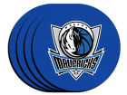 Dallas Mavericks Neoprene Coaster Set 4pk Kitchen & Bar