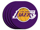 Los Angeles Lakers 4-pack Neoprene Coaster Set Kitchen & Bar