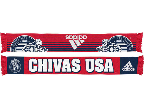 Chivas USA adidas MLS 2013 Draft Scarf