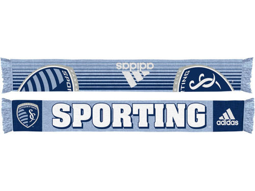Sporting Kansas City adidas MLS 2013 Draft Scarf