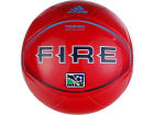 Chicago Fire adidas MLS Tropheo Team Ball Outdoor & Sporting Goods