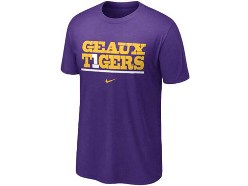 LSU Tigers Haddad Brands NCAA Youth Local T-Shirt 2012