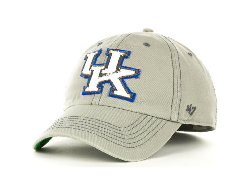 Kentucky Wildcats '47 Brand NCAA Monolith Franchise Cap Hats