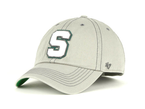 Michigan State Spartans '47 Brand NCAA Monolith Franchise Cap Hats