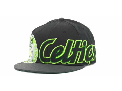 Boston Celtics '47 Brand NBA Hardwood Classics Big Script Snapback Cap Hats