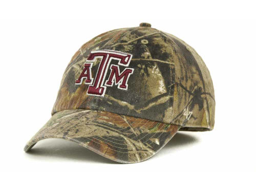 Texas A&M Aggies '47 NCAA Real Tree II Franchise Hats