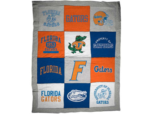 Florida Gators Vesi Tee Blanket
