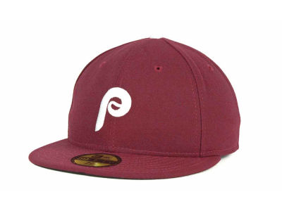 Philadelphia Phillies MLB 2012 Turn Back The Clock 59FIFTY Hats