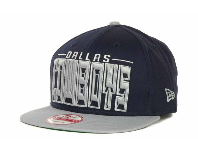 Dallas Cowboys NFL Three Deep 9FIFTY Cap Hats