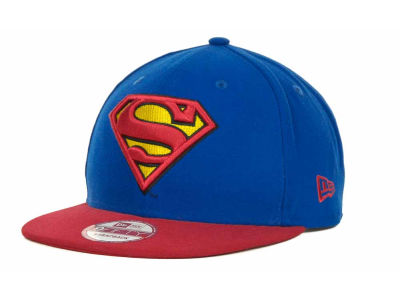 DC Comics Comic Basic Strapback 9FIFTY Cap Hats
