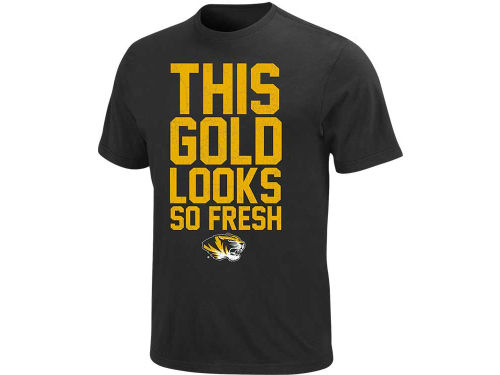 Missouri Tigers VF Licensed Sports Group NCAA So Fresh T-Shirt